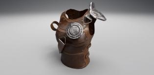 Female Viking Armor