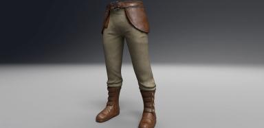 Leg Armor