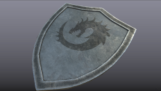 Steel Dragon Shield