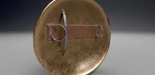Chinese War Shield (Back)