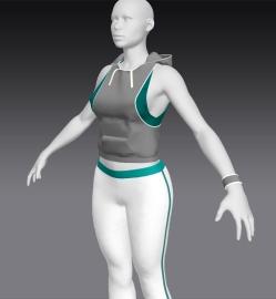 Female Sport Attire
