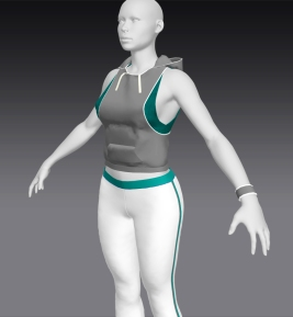 Female Sport Attire